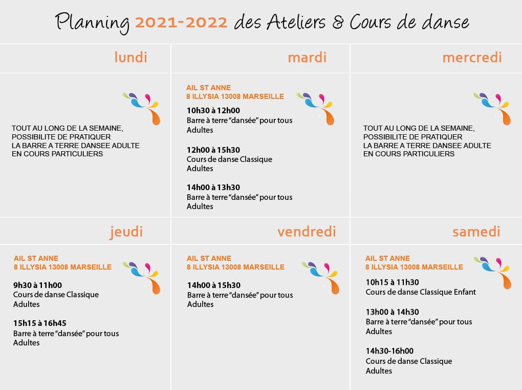 planning-2021-2022-Ateliers-Danse-Marseille
