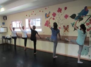 Cours de danse classique à Marseille